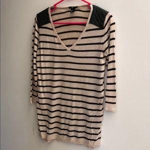 Long H&M sweater